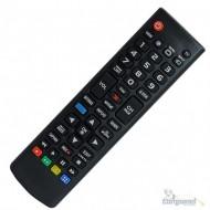 Controle Remoto para Tv Lg Lcd Led Smartv RBR1292/CO1291/CO1292